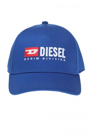 Logo baseball cap od Diesel