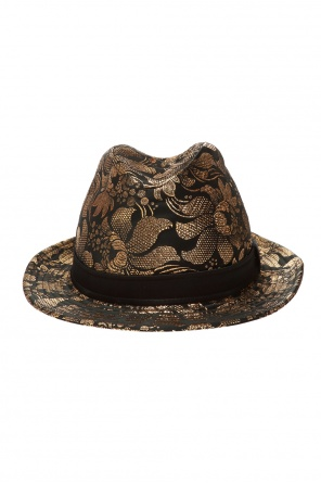 Patterned hat od Dolce & Gabbana