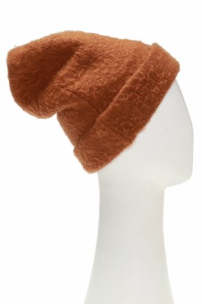 Distressed wool hat od Acne