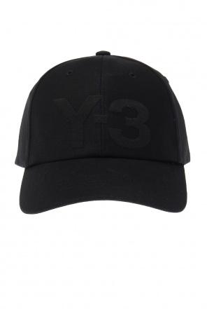 Logo baseball cap od Y-3 Yohji Yamamoto
