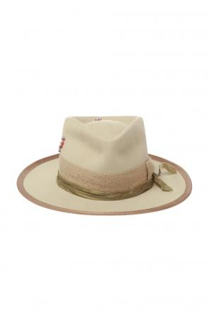 'fraser' felt hat od Nick Fouquet