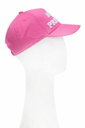 Baseball cap with lettering od Diesel