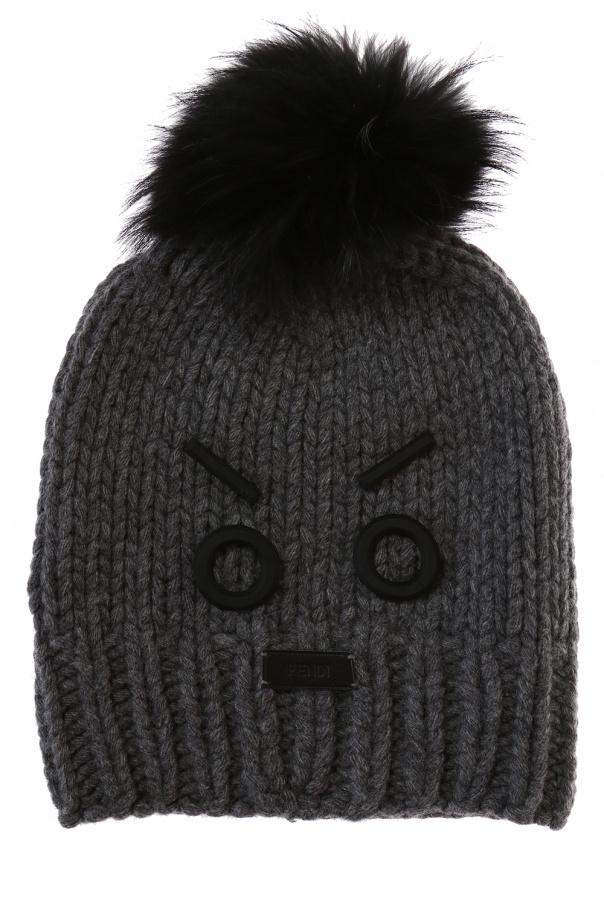 a9b64aea613 Adorned hat Fendi - Vitkac shop online