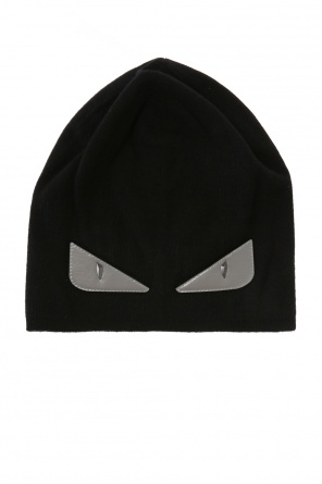 Eye motif hat od Fendi
