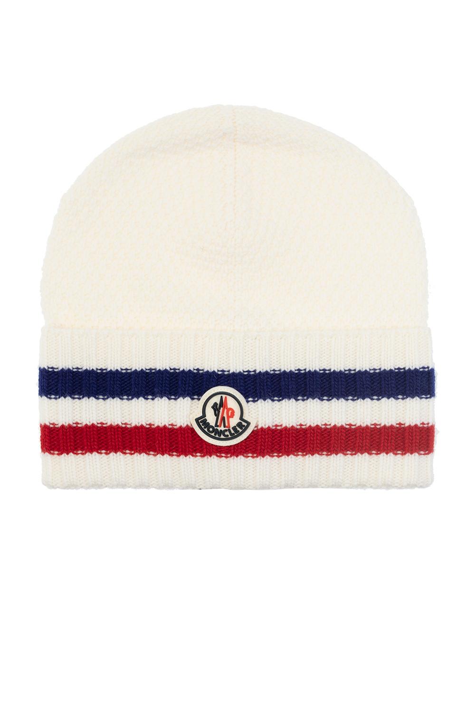 Moncler Wełniana czapka