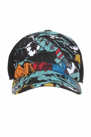 Patterned baseball cap od Golden Goose