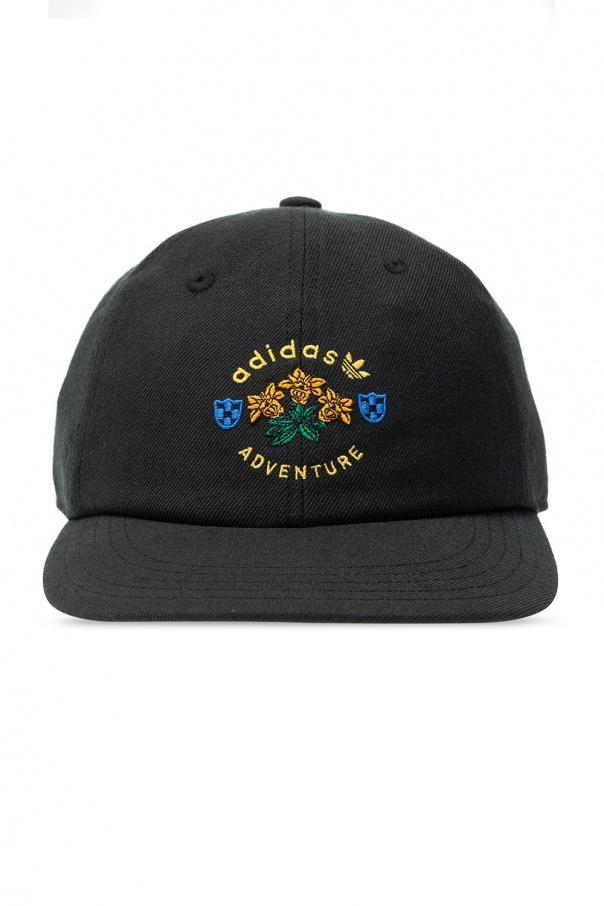 ADIDAS Originals Embroidered baseball cap