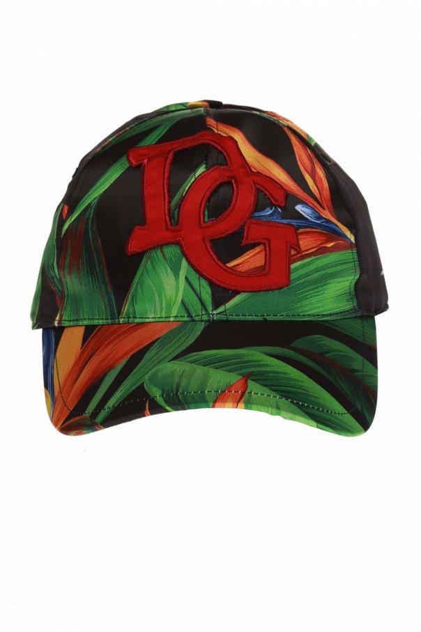 c69bdbbe Branded baseball cap Dolce & Gabbana - Vitkac shop online