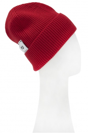 Wool hat od Y-3 Yohji Yamamoto