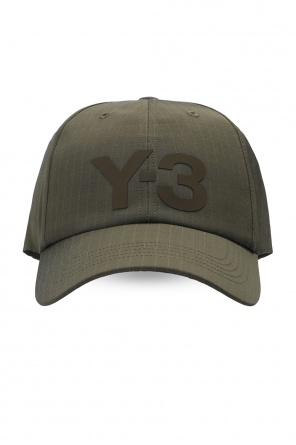 Branded baseball cap od Y-3 Yohji Yamamoto