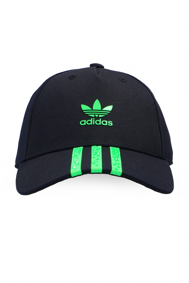 ADIDAS Originals Hat with Swarovski crystals