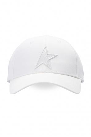 Baseball cap with logo od Golden Goose