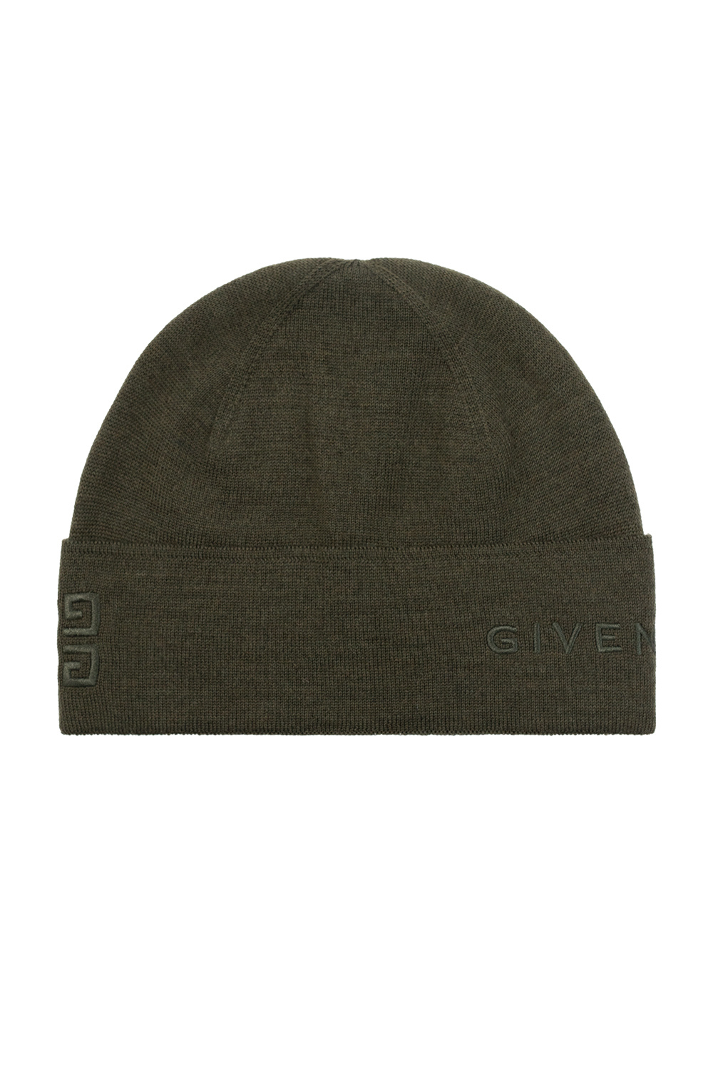 Givenchy Wool hat with logo
