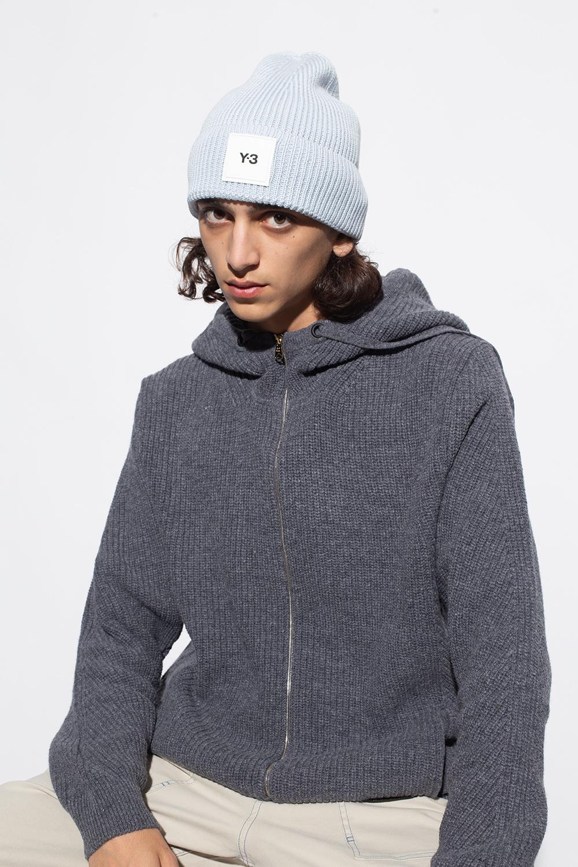 Y-3 Yohji Yamamoto Wool hat