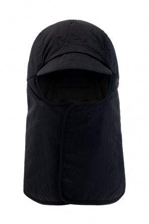 Hat with logo od Y-3 Yohji Yamamoto