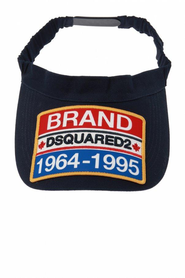 Dsquared2 Visor with logo