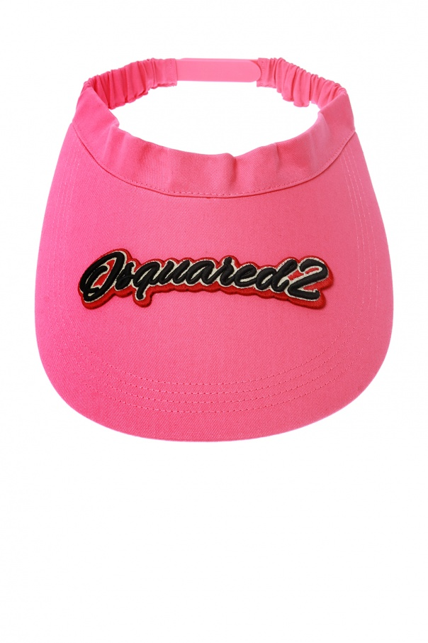 Dsquared2 Visor with logo