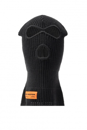 Patched balaclava od Heron Preston