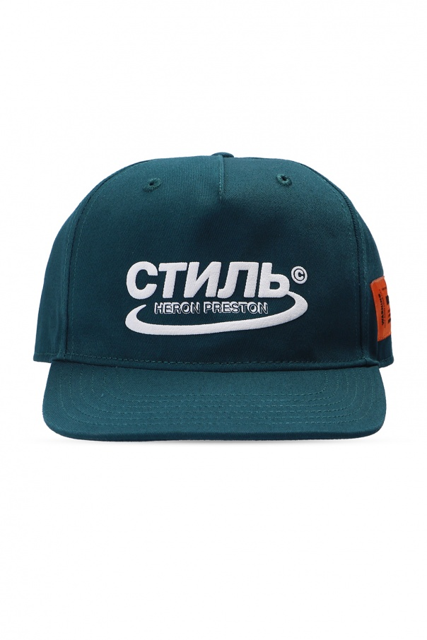 Heron Preston Branded baseball cap