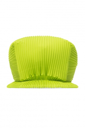 褶皱饰棒球帽 od Issey Miyake Homme Plisse