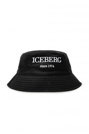 Logo hat od Iceberg