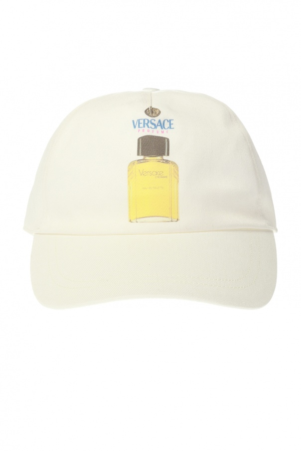 Versace Baseball cap with logo