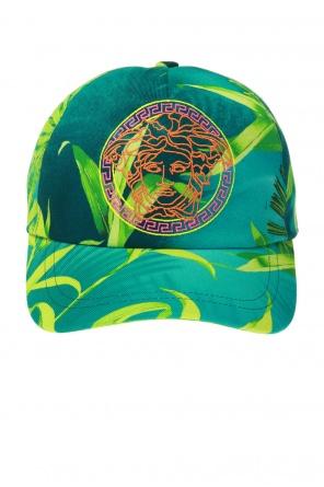 Baseball cap with logo od Versace