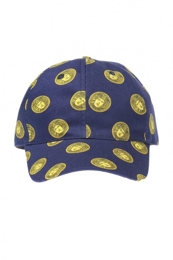 Medusa head baseball cap Versace - Vitkac shop online 82944dd1b59