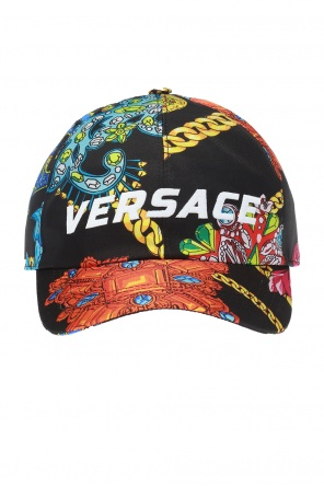 a1a6645804a Printed baseball cap od Versace Printed baseball cap od Versace