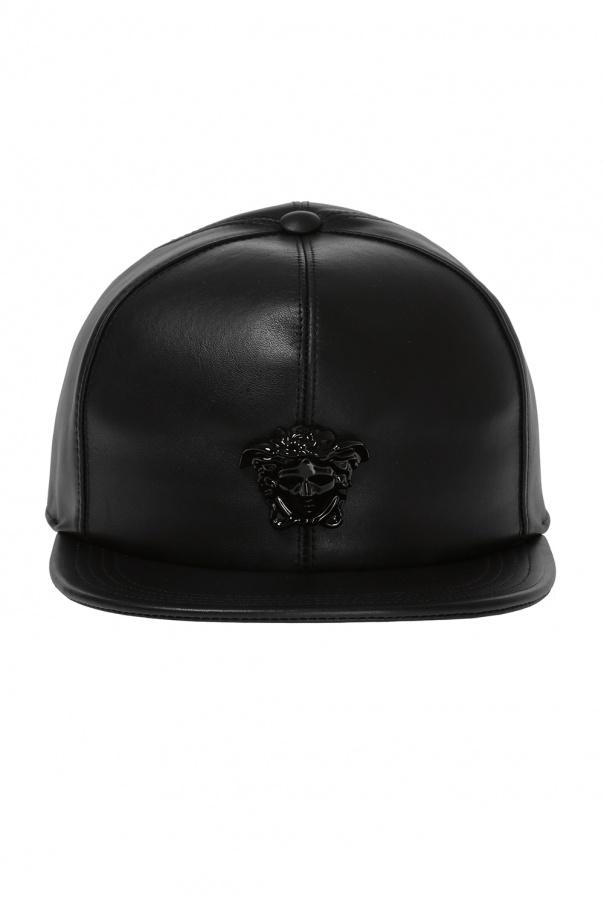 Medusa head snapback cap Versace - Vitkac shop online a4c1b9e33ed8