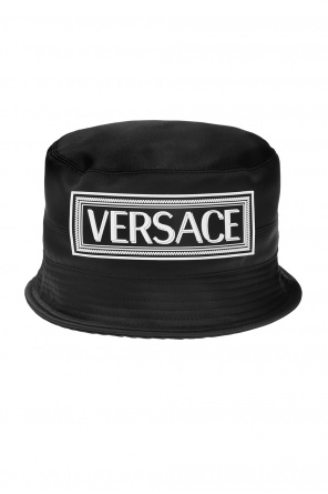 f4920506ff4 Hat with appliqué od Versace Hat with appliqué od Versace