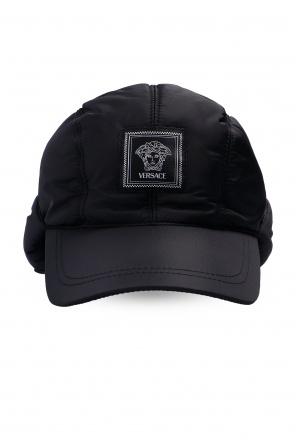 Medusa head cap od Versace