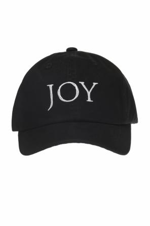 Baseball cap with lettering od MISBHV