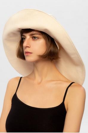 Cotton hat od JIL SANDER