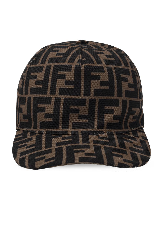 Fendi Kids 棒球帽