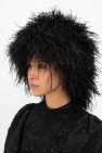 Loewe Hat with feathers