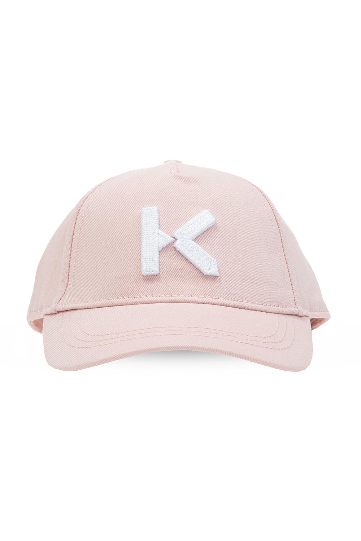 Kenzo Kids Baseball cap with logo