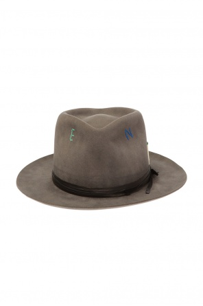'kane' embroidered hat od Nick Fouquet