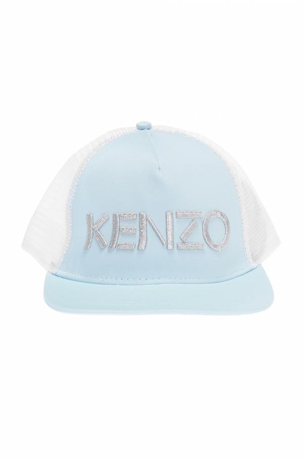 f80d6a04b86 Logo baseball cap Kenzo Kids - Vitkac shop online