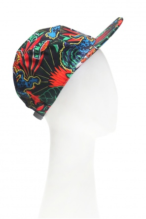 Patterned baseball cap od Kenzo Kids
