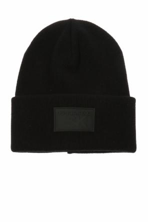 Wool hat with logo od Dsquared2