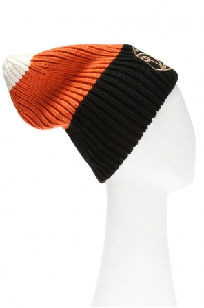 Braided hat with logo od Dsquared2