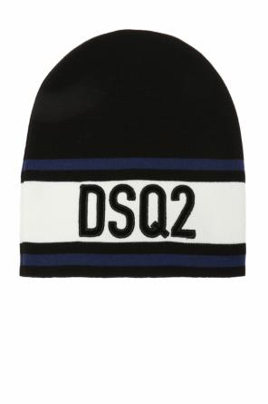 Hat with embroidered logo od Dsquared2