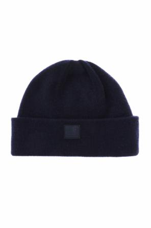 Logo-patched hat od Acne