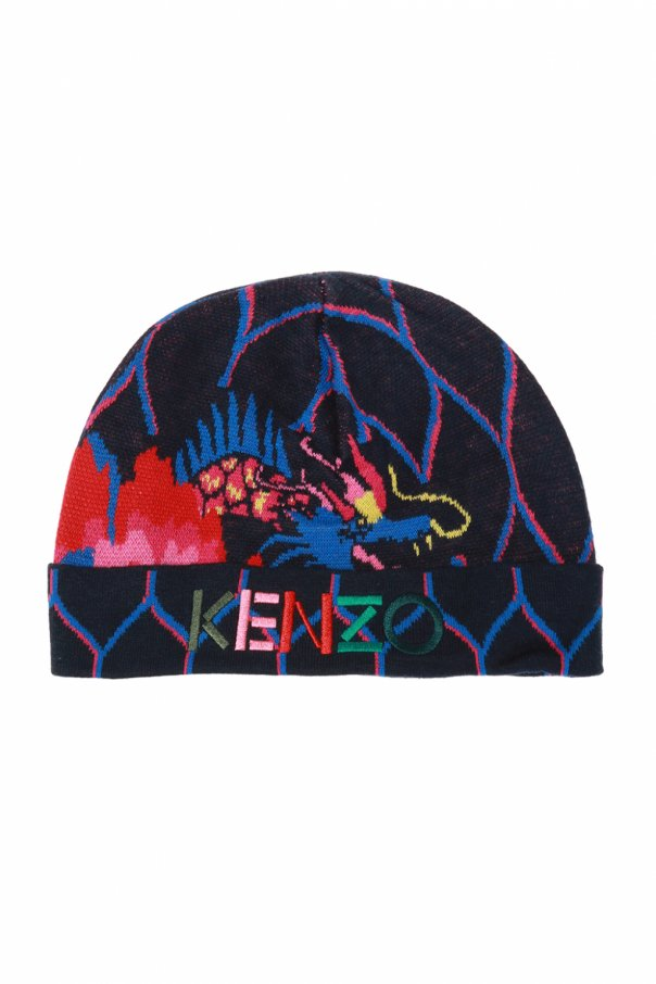 Logo hat od Kenzo Kids