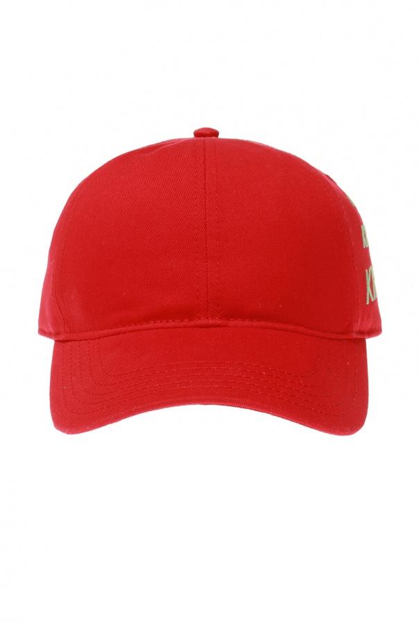 Kirin Logo baseball cap