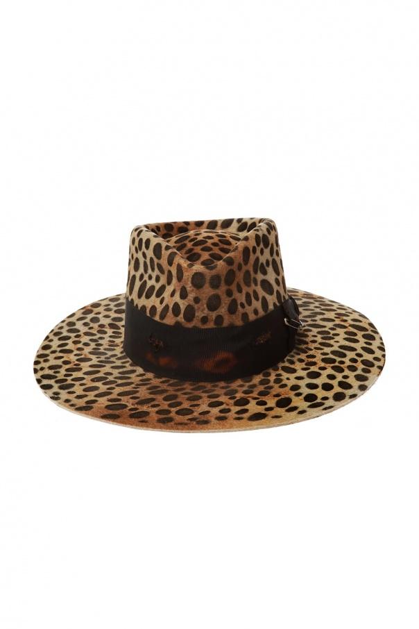 Nick Fouquet 'Lynx' felt hat
