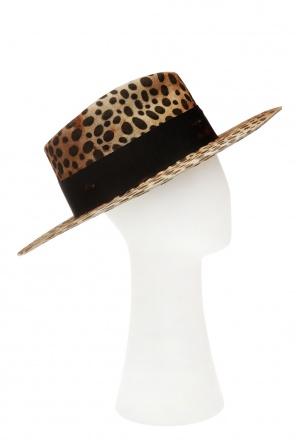 'lynx' felt hat od Nick Fouquet