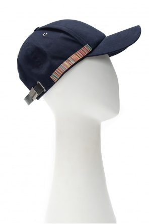 Baseball cap with logo od Paul Smith