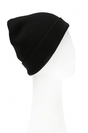 Branded wool hat od Paul Smith
